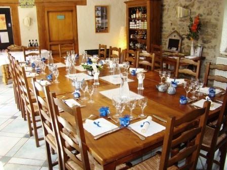 Auberge de Margaridou à Blesle en Auvergne