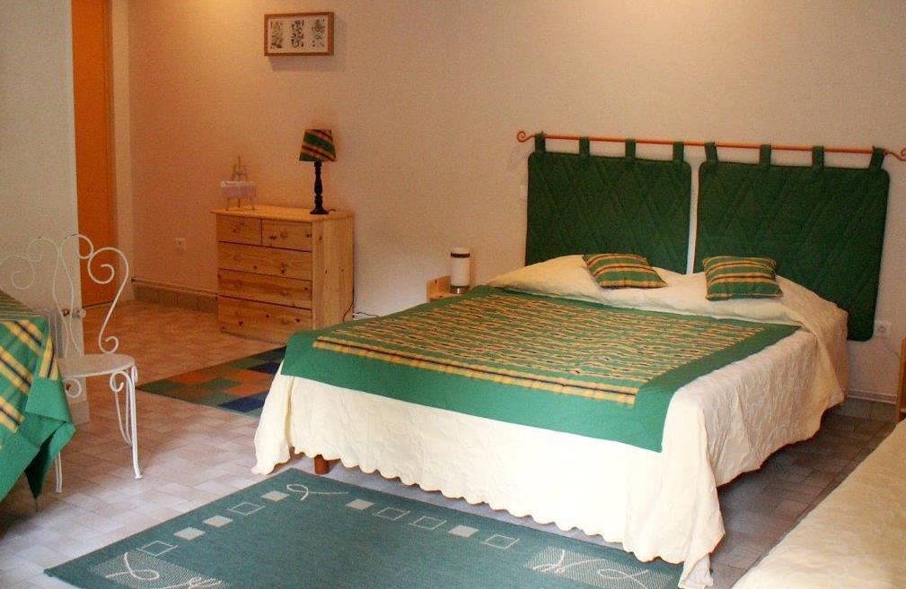 Chambres d'hôtes en Auvergne adaptée pour handicapés