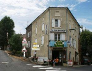 """Restaurant ouvrier """"Le 500 Bornes"""" à Lempdes sur Allagnon en Haute-Loire"""