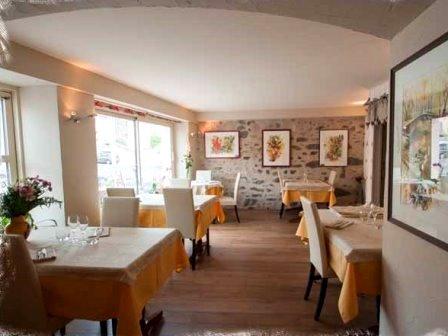 """Restaurant gastronomique """"Le Bout de la Vigne"""" à Boudes en Auvergne"""