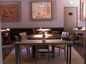 """restaurant gastronomique """"La Petite Ecole"""" à Vergongheon Auvergne"""