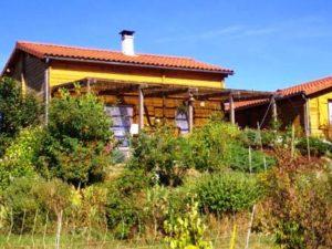 Le colombier : chambre d'hôtes à Blesle Auvergne
