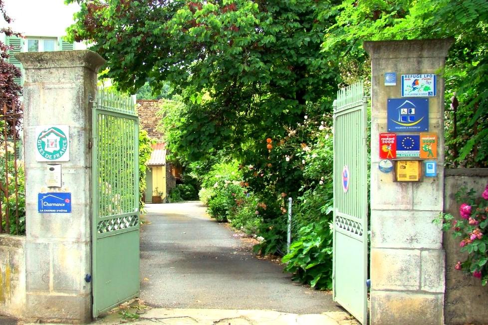Chambres d'hôtes le long de l'A75 proche Issoire-Bioude