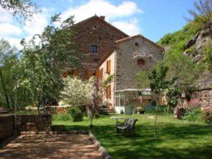Le moulin du Bateau : Maison d'hôtes en Auvergne