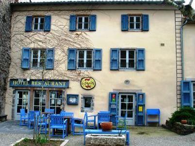 Hôtel Restaurant La Bougnate à Blesle