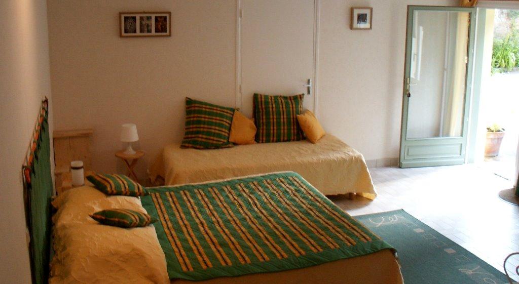 Chambres d'hôtes en Auvergne label Tourisme et Handicap